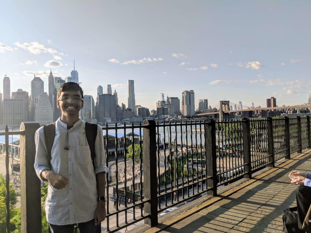 Customary NYC Skyline Pic